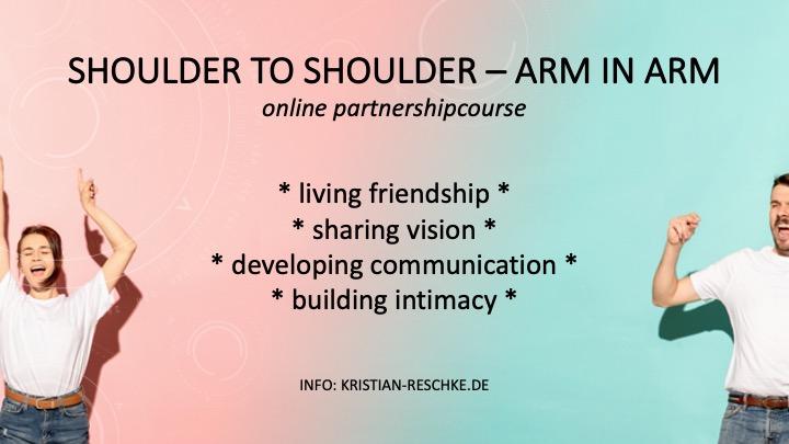 Coming this November: Our online Partnershipcourse @ Copenhagen Vineyard